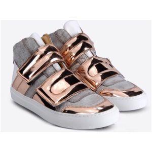 MM6 MAISON MARTIN MARGIELA | Hightop Sneakers